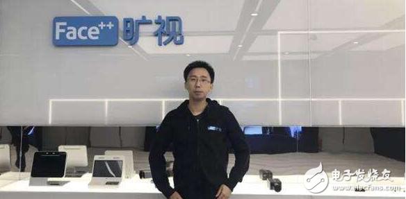 旷视科技联合创始人兼CTO唐文斌个人简历