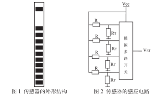 热敏电阻阵列式物位传感器的设计与实现方案