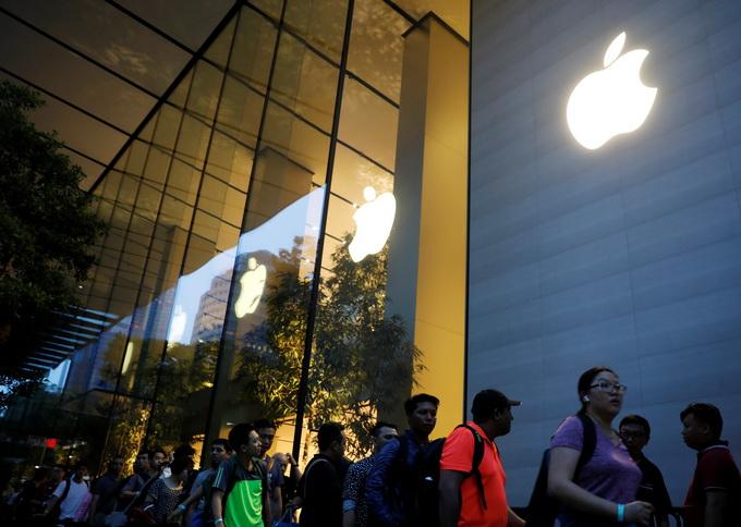 苹果市值蒸发639亿美元 供应商糟糕业绩使苹果陷恐慌