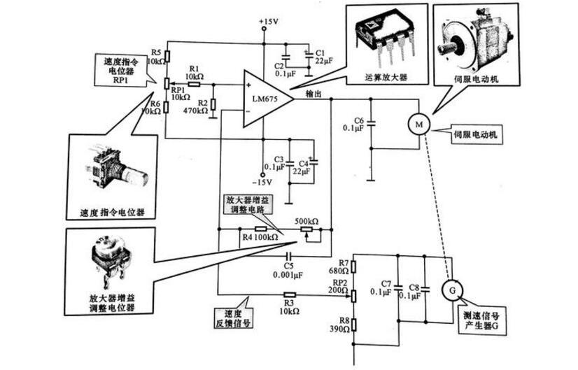 伺服电机选型计算最简单方式_伺服电机的工作原理