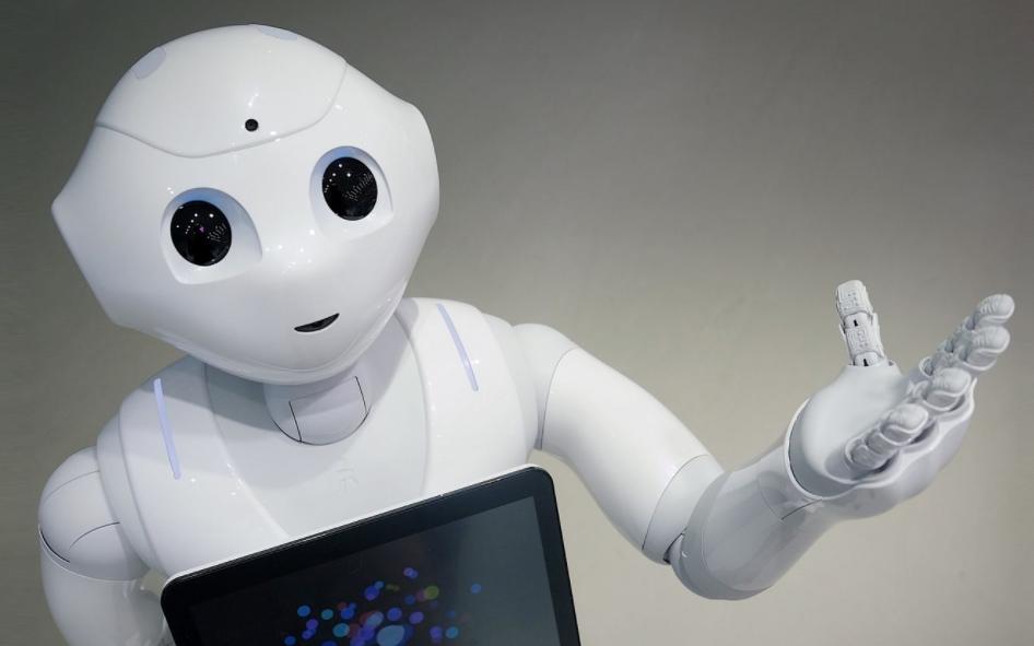"""""""机器人""""三个字起源哪里 为什么会有?"""