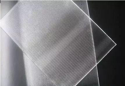 光栅传感器的结构及工作原理及特点