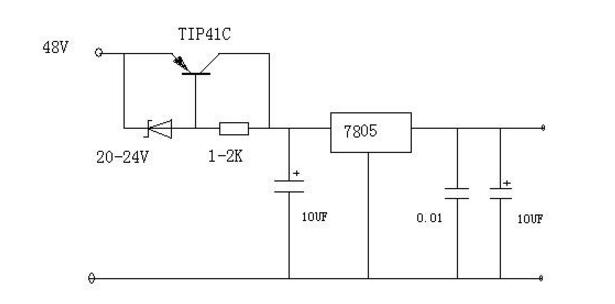 tip41c简单典型电路图汇总(四款tip41c典型电路图)