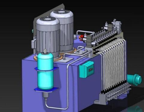 液压系统的组成及优缺点_液压系统的维护