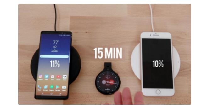 iPhone8的无线充电速度如何?iphone8怎么进行无线充电