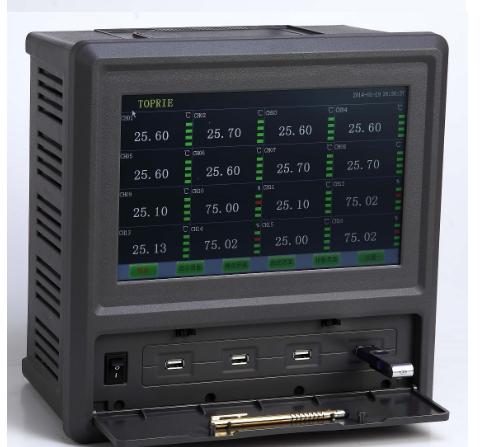 抢先看!横河系列无纸记录仪和GM系列数据采集系统...