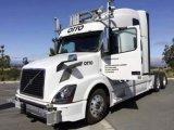 不少企业正力推无人驾驶在物流卡车领域的运用