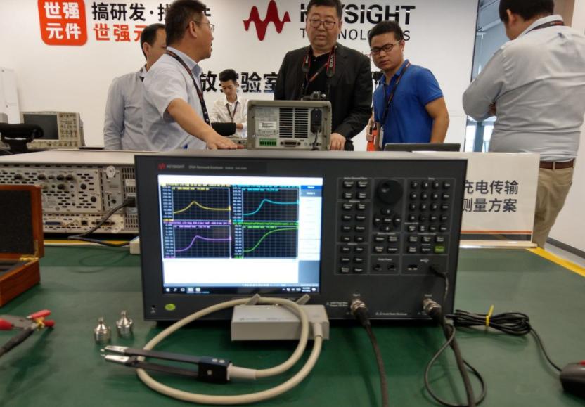 世强&Keysight开放实验室 业界首创1500V太阳能光伏阵列仿真器测试