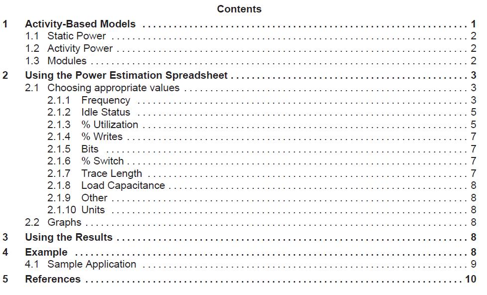 TMS320VC5501和TMS320VC5502的功耗详细资料概述