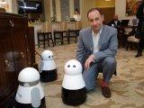 """亚马逊创造这个家庭机器人是为了""""更了解用户需求,..."""