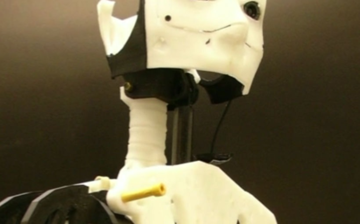 打印你专属的3D打印机器人