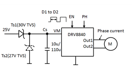 一个发生在电机驱动系统中的常见问题
