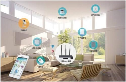 主动红外探测器将代表今后家庭安全防范技术的发展趋势