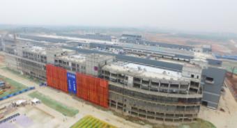 中國進入全球存儲芯片第一梯隊指日可待