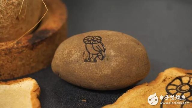 食物中可生成石墨烯 未来可制作生物传感器