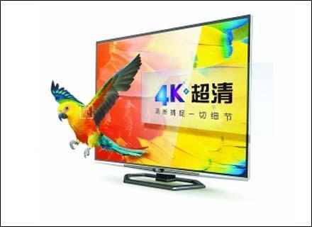 4K电视即将普及
