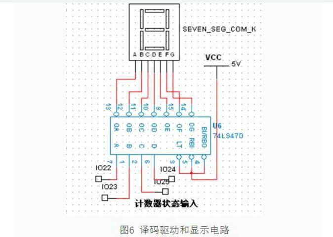 74ls47连接数码管设计电路(74ls47引脚图功能_真值表及应用电路)