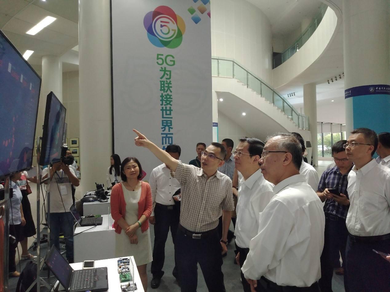中国移动宣布将成立国内首个具备基于5G最新标准端...