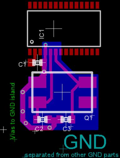 msp430晶振布局要领(英文版)
