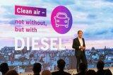 博世致力于运用人工智能技术进一步优化柴油技术