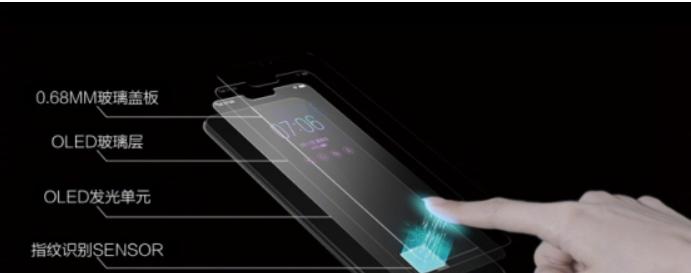 全面屏潮流下,带你了解屏下指纹才是屏幕发展的终点!