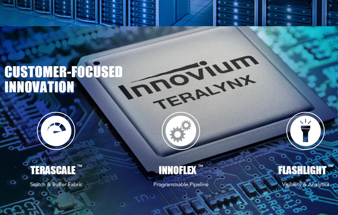 芯片制造商Innovium完成了D轮融资 7700万美元