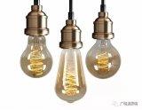 广明源潜心研发的LED柔性灯丝灯强势登场