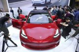 Tesla Model S、Model X和Mo...