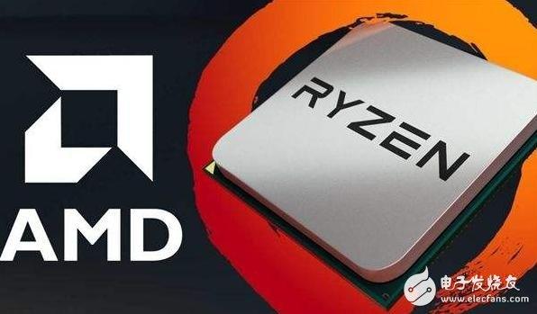 AMD宣布2018年第一季度营业额_同比增长40...