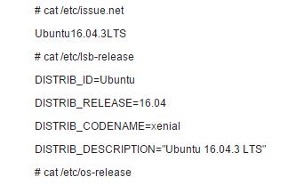 使用基本命令来查看Linux版本号