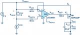 高端电流检测简介,试图用LTC2063发现不稳定...