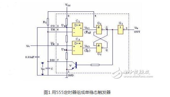 555电路产生不同波形有哪些_555定时器产生三种波形介绍