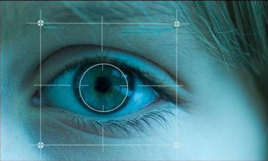 眼部识别三兄弟 眼纹,虹膜,眼球追踪