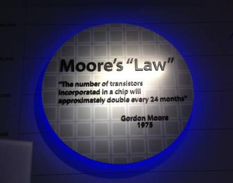 摩尔定律的终结篇:英特尔受困 NVIDIA反受益