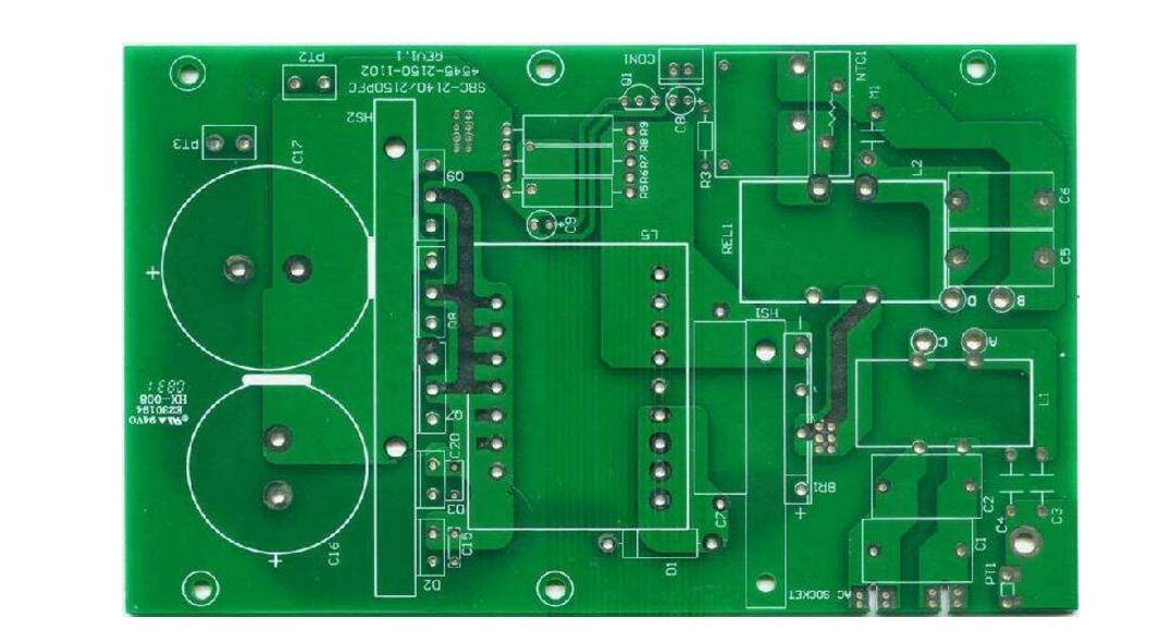 电路板加工中将贵穿孔的孔壁镀上铜层使上下层导通,双面印制线路板