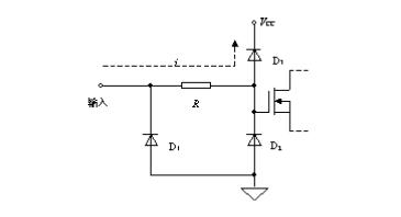 关于3V-5V混合系统中的逻辑接口问题