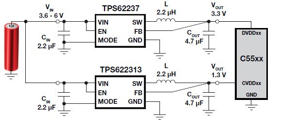 16位C5000处理器低功耗的DSP电源管理系统的解决方案详细概述