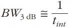 多普勒滤波器组的基本知识