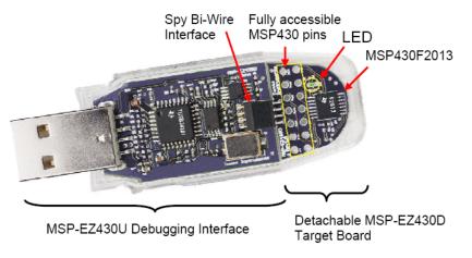 MSP430第三章硬件开发工具