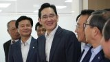 """三星在中国的""""盛世危机""""掌门李在镕在访中国半导体..."""
