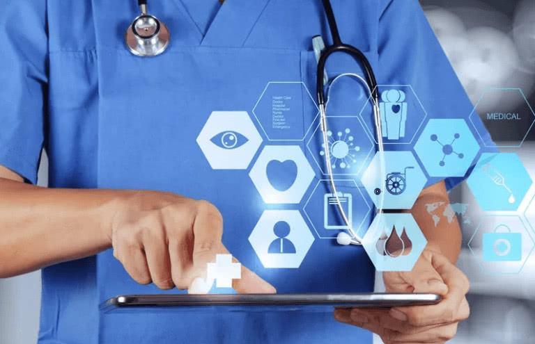 带有手势识别的智能医疗设备 将更安全 更高效 更...
