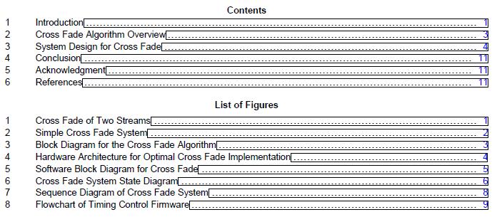 音频播放设备中如何最佳实现交叉滤波器所需的功能详细资料概述