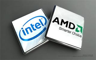 amd处理器和英特尔哪个好  AMD拿下处理器市场近半份额