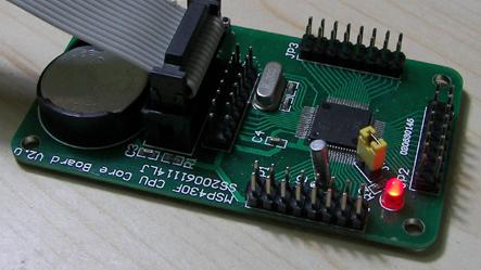 MSP430单片机RTC操作-TimeA实现的实时时钟
