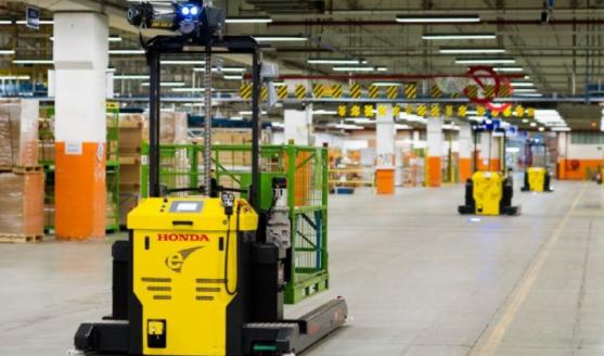 智能工厂自动运行载具不可缺 AGV扮演角色吃重