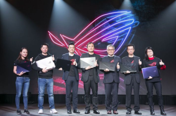 华硕推出全新电竞笔记本和电竞桌机