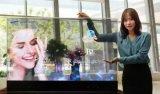 """真正的""""全面屏""""时代,三星OLED透明面板曝光"""