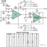 基本运算放大器测量电路