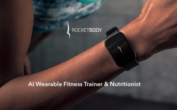 一款可以追踪我们的新陈代谢率的可穿戴设备