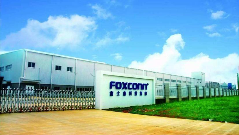 富士康进军半导体产业,拟建2座12寸芯片厂